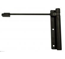 Aldeghi Геркулес 114ZN170D доводчик пружинный черный до 60кг