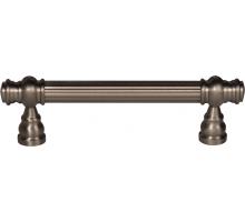 Мебельная ручка Melodia 853 Regina Матовый никель SN 096