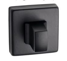 Завертка сантехническая FIMET 204 WC NO, черный