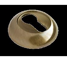 Накладки на ключевой цилиндр Rucetti RAP KH AB Цвет - Античная бронза