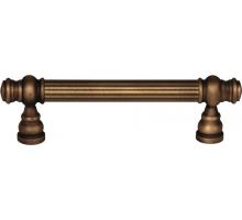 Мебельная ручка Melodia 853 Regina Матовая бронза MAB 096