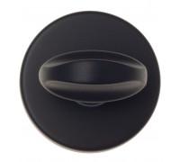 Фиксатор поворотный на круглом основании Fratelli Cattini WC 7FS-NM матовый черный