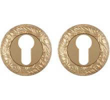 Накладка Fuaro (Фуаро) под цилиндр ET SM GOLD-24 золото 24К