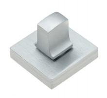 Фиксатор поворотный на квадратном основании Fratelli Cattini WC DIY 8-CS матовый хром