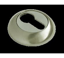Накладки на ключевой цилиндр Rucetti RAP KH SN/CP Цвет - Белый никель/хром