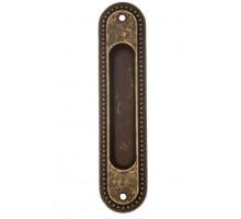 Ручка для раздвижной двери Venezia U133 античная бронза (1шт.)