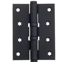 136NO403PP_P2 Петля дверная универсальная ALDEGHI BASIC 102x76x3 матовый черный