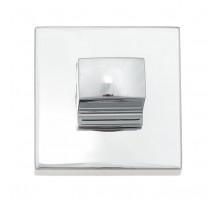Фиксатор поворотный на квадратном основании Fratelli Cattini WC DIY 8-BI матовый белый