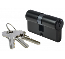 Ключевой цилиндр Morelli 60C BL черный