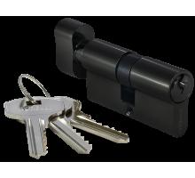 Ключевой цилиндр Morelli 60CK BL черный