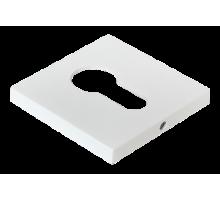 Накладки на ключевой цилиндр MORELLI MH-KH-S6 W Цвет - Белый