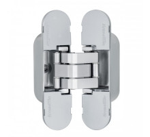 Петля скрытой установки с 3D-регулировкой 9540UN3D SC Мат хром