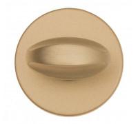 Фиксатор поворотный на круглом основании Fratelli Cattini WC 7-KD золото крайола