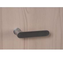 Дверная Ручка Verum модель Pure (Италия) без розетки матовый хром