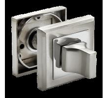 Завертка сантехническая Rucetti RAP WC-S SN/CP Цвет - Белый никель/хром
