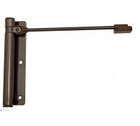 Aldeghi Геркулес 114AB170D доводчик пружинный коричневый до 60кг