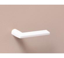 Дверная Ручка Verum модель Atlanta (Италия) без розетки белая