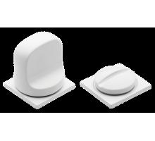 Завертка сантехническая MORELLI LUXURY LUX-WC-SM BIA Цвет - Белый