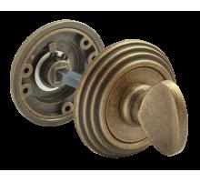Завертка сантехническая Rucetti RAP-CLASSIC-L WC OMB Цвет - старая античная бронза