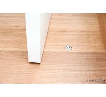 Упор магнитный напольный дверной FANTOM PREMIUM HGT001 Полированный хром
