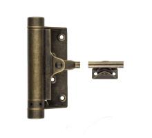 Aldeghi 115FA003 доводчик пружинный античное серебро до 60кг