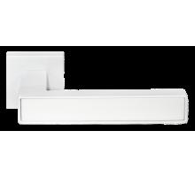 """Дверные ручки Morelli """"SULLA"""" DIY MH-48-S6 W Цвет -Белый"""