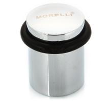 Дверной ограничитель Morelli DS3 CP Хром