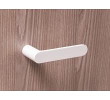 Дверная Ручка Verum модель Pure (Италия) без розетки белая