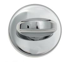 Фиксатор поворотный на круглом основании Fratelli Cattini WC 7FS-CR полированный хром