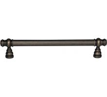 Мебельная ручка Melodia 853 Regina Античное серебро DAS 160