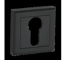 Накладка квадратная под цилиндр Bussare B0-30 BLACK цвет Черный