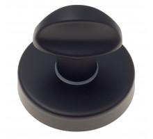 Фиксатор поворотный на круглом основании Fratelli Cattini WC 7-NM матовый черный