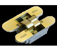 Скрытые петли Morelli HH-2 PG Цвет Золото с 3-D регулировкой