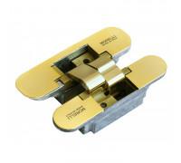 Скрытые петли Morelli HH-5 PG Цвет Золото с 3-D регулировкой