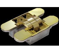 Скрытые петли Morelli HH-6 PG Цвет Золото с 3-D регулировкой