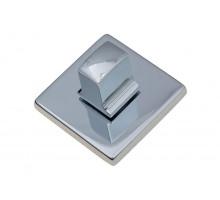 Фиксатор поворотный на квадратном основании Fratelli Cattini WC 8FS-CR полированный хром