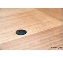 Упор магнитный напольный дверной FANTOM PREMIUM HGT001 Черный