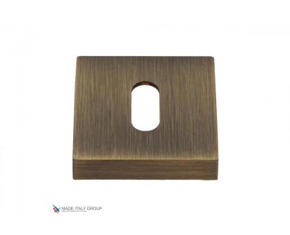 Накладка под ключ буратино Fratelli Cattini KEY-8 матовая бронза