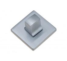 Фиксатор поворотный на квадратном основании Fratelli Cattini WC 8FS-CS матовый хром