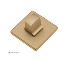 Фиксатор поворотный на квадратном основании Fratelli Cattini WC 8FS-KD золото крайола