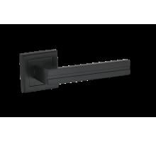 Дверная ручка Bussare ROKKA A-61-30 BLACK цвет Черный