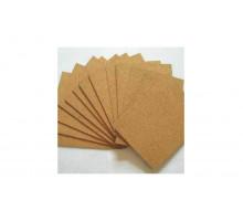Пробковая подложка в листах 20 мм AMORIM (915х610х20) 0,56 м2/лист, техническая мелкозернистая