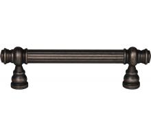 Мебельная ручка Melodia 853 Regina Античное серебро DAS 096