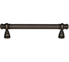 Мебельная ручка Melodia 853 Regina Античное серебро DAS 128
