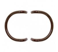 Ручка скоба Apecs HC-1025-32/300-BR коричневая