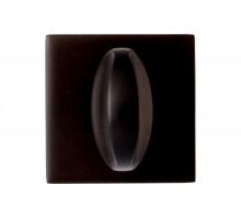 Завертка Forme Wc квадратная Черный (FIXA)