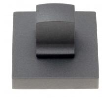 Фиксатор поворотный на квадратном основании Fratelli Cattini WC 8-GA антрацит серый