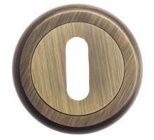 Накладка Дверная Под Ключ Буратино Venezia Key-1 D1 Матовая бронза