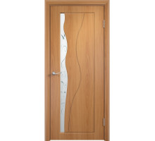 Межкомнатные двери Verda Бриз Миланский Орех