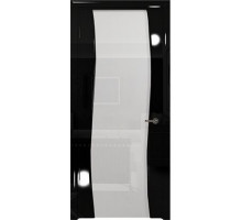 Межкомнатная шпонированная дверь Арт Деко Premium Вэла